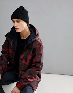 Утепленная горнолыжная куртка Volcom Prospect - Красный