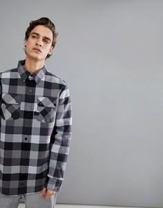 Горнолыжная куртка с камуфляжным принтом Volcom - Черный