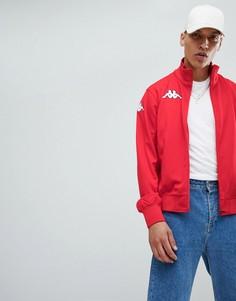 Куртка на молнии Kappa Lombardie - Красный