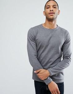 Свитшот Selected Homme - Серый