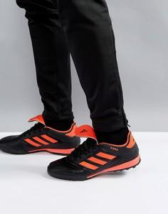 Черные футбольные бутсы adidas Copa Tango 17.3 Astro Turf BB6100 - Черный