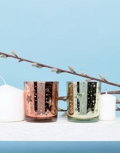 Новогодние держатели для чайных свечей Sass & Belle - Мульти