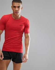 Красная трикотажная футболка для бега Craft Sportswear Active Comfort 1903792-2566 - Красный