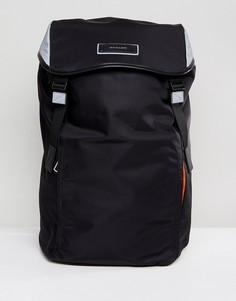 Черный нейлоновый рюкзак PS Paul Smith - Черный