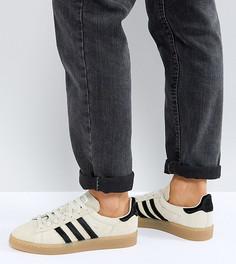 Бежевые кроссовки adidas Originals - Коричневый