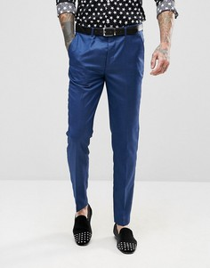 Облегающие брюки Devils Advocate - Синий
