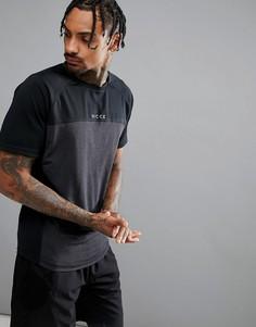 Черная футболка Nicce London Sport - Черный