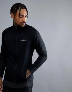 Черная спортивная куртка Nicce London - Черный