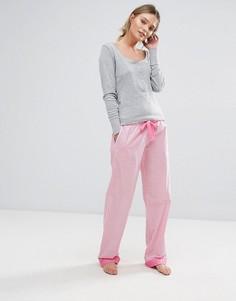 Пижамный комплект в клеточку Original Penguin - Розовый