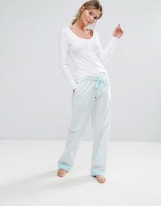 Пижамный комплект в полоску Original Penguin - Синий
