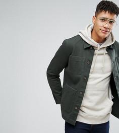 Куртка цвета хаки ASOS TALL - Зеленый