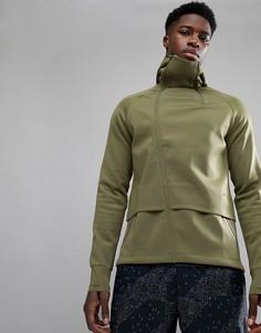 Зеленая куртка Asics Running fuzeX 146616-4030 - Зеленый