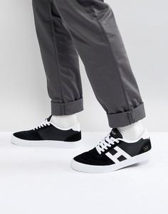 Черные кроссовки HUF Galaxy - Черный