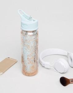 Бутылка для воды в крапинку Ban.Do - Мульти