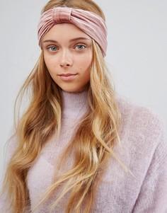 Повязка на голову с бантом ALDO - Розовый
