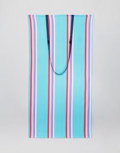 Полотенце с полосками и регулируемой ручкой ASOS - Мульти