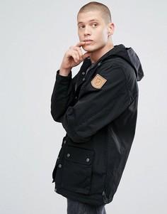 Черная куртка Fjallraven Greenland - Черный