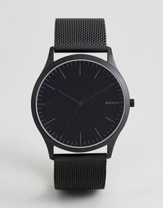 Черные часы Skagen SKW6422 Jorn - Черный
