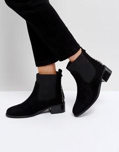 Ботинки челси с заклепками Park Lane - Черный