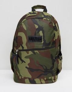 Камуфляжный рюкзак Systvm - Зеленый