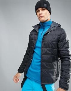 Лыжная дутая куртка Protest Nori - Черный