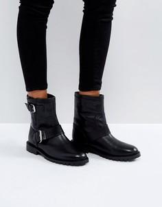Байкерские ботинки Office Ammunition - Черный