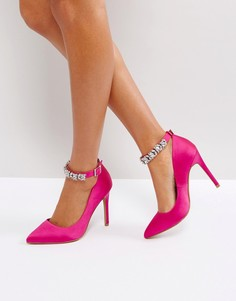 Туфли-лодочки ASOS PERSIA - Розовый