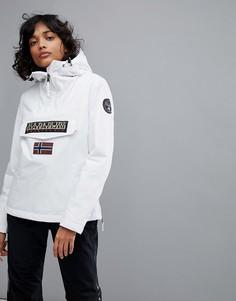 Белая зимняя куртка Napapijri Rainforest - Белый