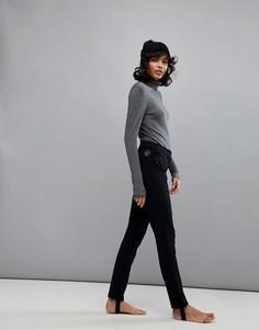 Черные горнолыжные брюки Napapijri - Черный