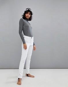 Белые горнолыжные брюки Napapijri - Белый