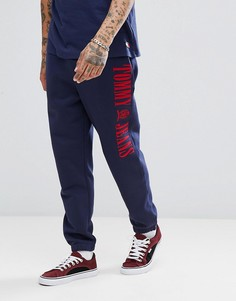 Темно-синие джоггеры в стиле 90-х Tommy Jeans Capsule - Темно-синий