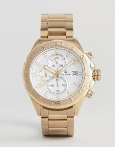 Часы с хронографом Accurist 7181.01 - Золотой