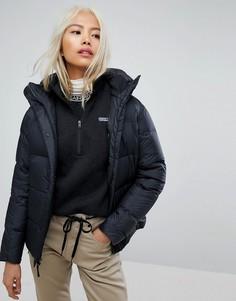 Черная куртка Patagonia - Черный