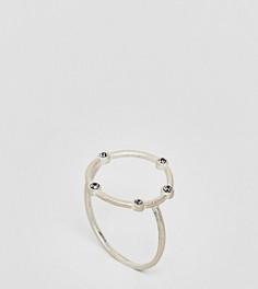 Серебряное кольцо Dogeared - Серебряный