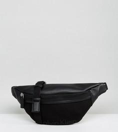 Сумка через плечо с логотипом Calvin Klein - Черный