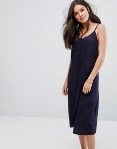 Пляжное платье All About Eve - Темно-синий