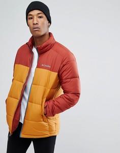 Дутая куртка Columbia Pike Lake - Красный