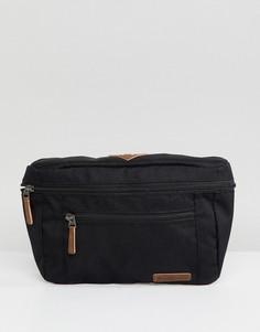 Черная сумка-кошелек на пояс Columbia - Черный
