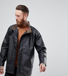 Черная куртка Didriksons 1913 Shetland - Черный