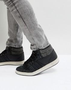 Кроссовки средней высоты K-Swiss Hoke C CMF - Черный