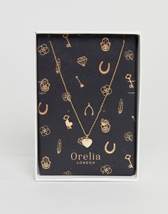 Подарочный набор Orelia - Золотой