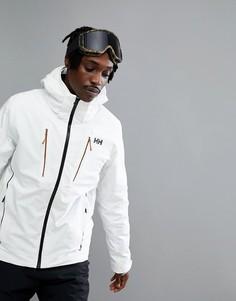Белая куртка Helly Hansen Alpha 3.0 - Белый