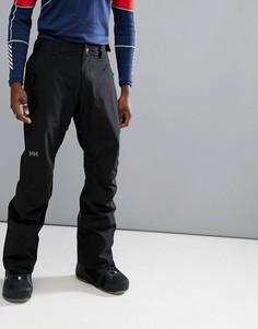 Черные лыжные брюки Helly Hansen W Legendary - Черный