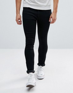 Черные джинсы скинни Wrangler Strangler - Черный