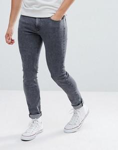 Эластичные джинсы скинни Lee Malone - Серый