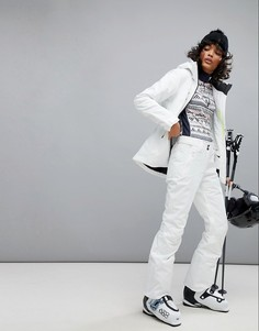 Белые горнолыжные брюки Helly Hansen - Белый
