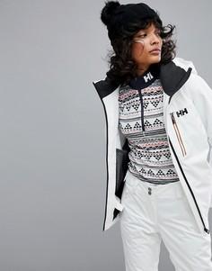 Белая куртка Helly Hansen Motionista - Белый