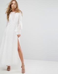 Платье макси Forever New Devore - Белый