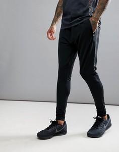 Спортивные брюки для бега Jack & Jones Tech - Черный