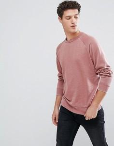 Выбеленный свитер Brave Soul - Красный